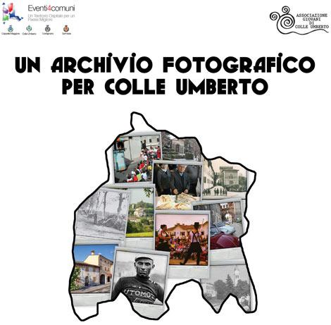 Archivio Fotografico per Colle Umberto