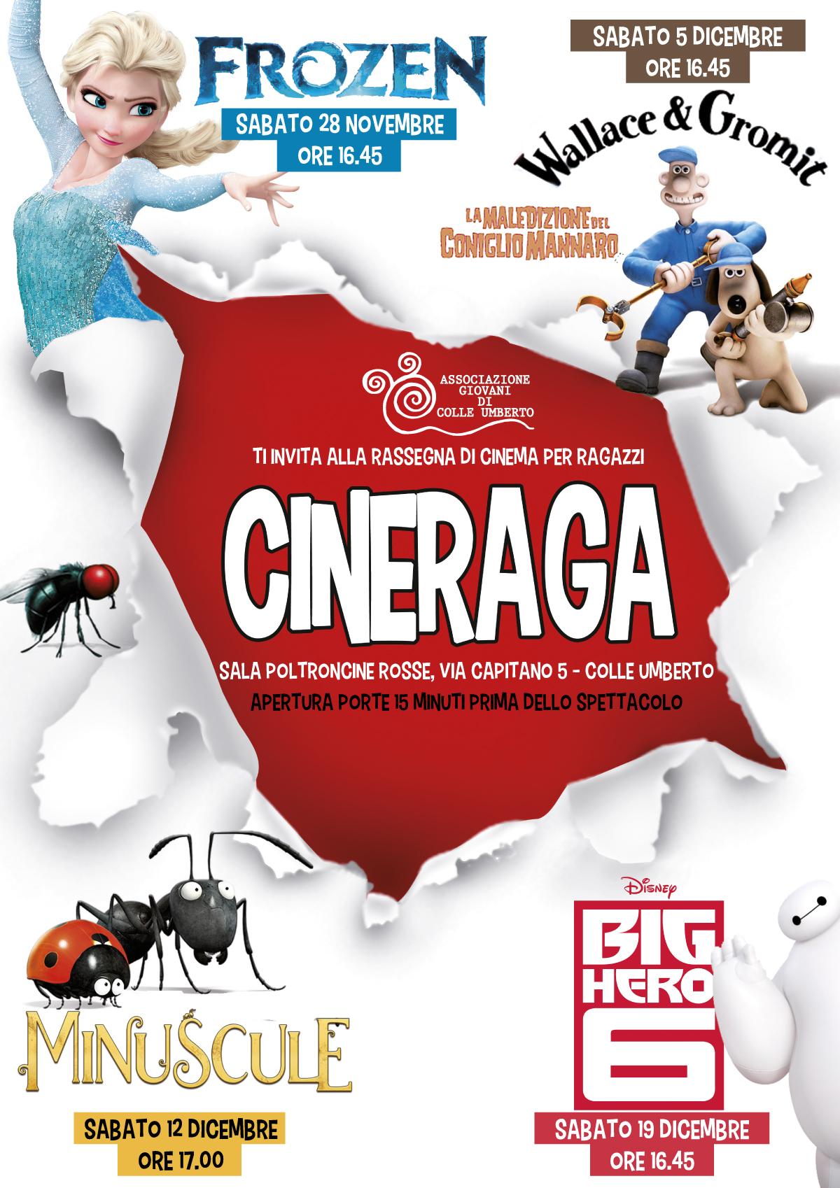 Cineraga